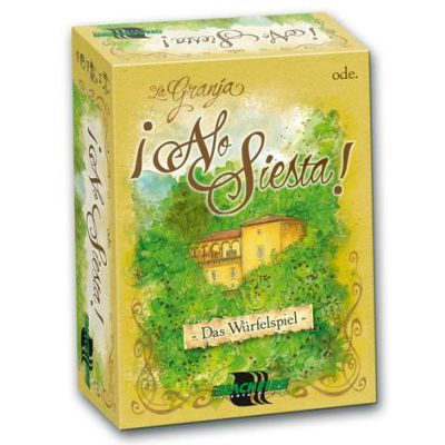 La Granja No Siesta - Box