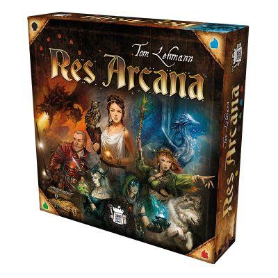 Res Arcana - Box