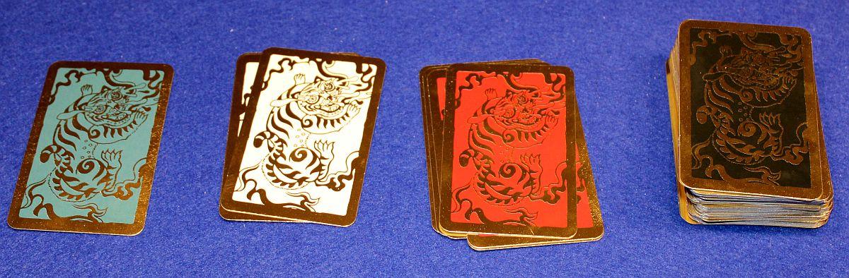 Spicy - Kartenrückseiten