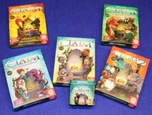 Claim - Familie
