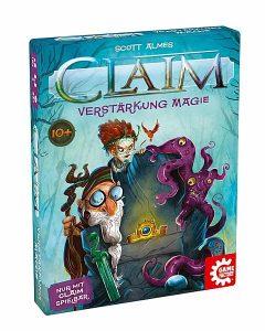 Claim Magie - Box