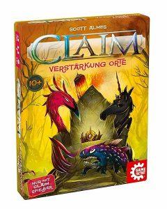 Claim Orte - Box