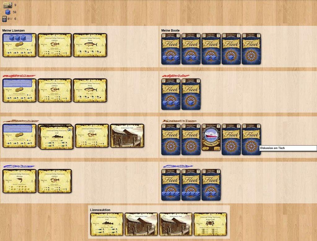 Fleet - Screenshot