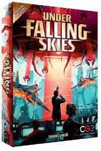 Under Falling Skies - Box