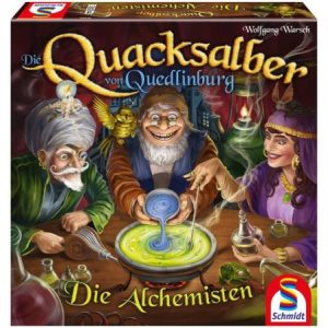 Die Quacksalber von Quedlinburg - Die Alchemisten - Box