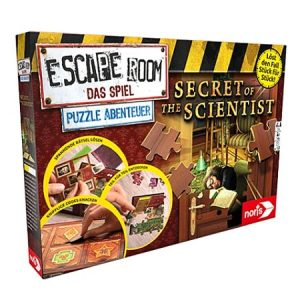 Escape Room - Secret of the Scientest - Box