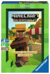 Minecraft Builder Biomes The Farmers Market - Box