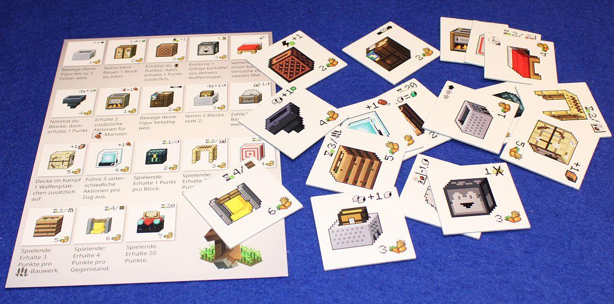 Minecraft Builder Biomes The Farmers Market - Gegenstände