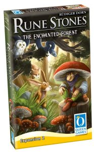 Rune Stones The Enchanted Forest - Box