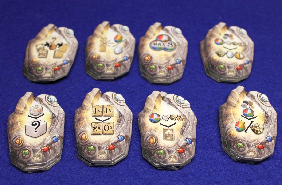 Rune Stones The Enchanted Forest - Runensteine