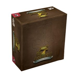 The 7th Continent Classic Edition - Box