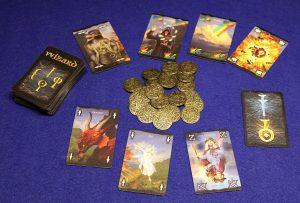 Wizard - Sonderedition 25 Geburtstag - Sonderkarten