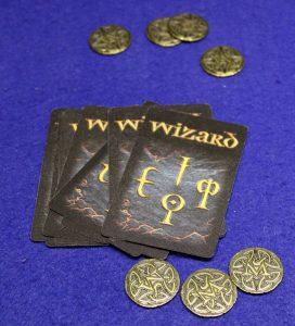Wizard - Sonderedition 25 Geburtstag - Stichanzeige