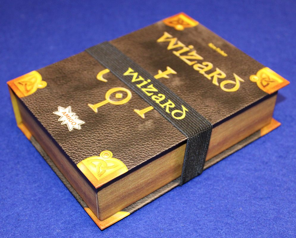 Wizard - Sonderedition 25 Geburtstag - geschlossen