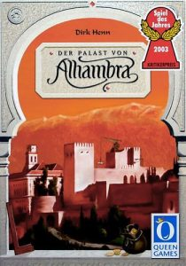 Alhambra - Box