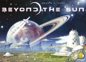 Beyond the Sun - Cover