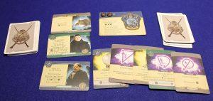 Harry Potter Verteidigung gegen die dunklen Künste - Spielzug