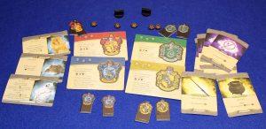 Harry Potter Verteidigung gegen die dunklen Künste - Startauswahl