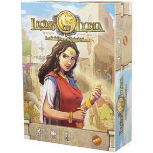 Lions of Lydia - Box