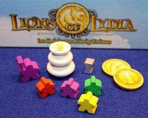 Lions of Lydia - Brunnen