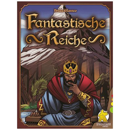 Fantastische Reiche - Cover