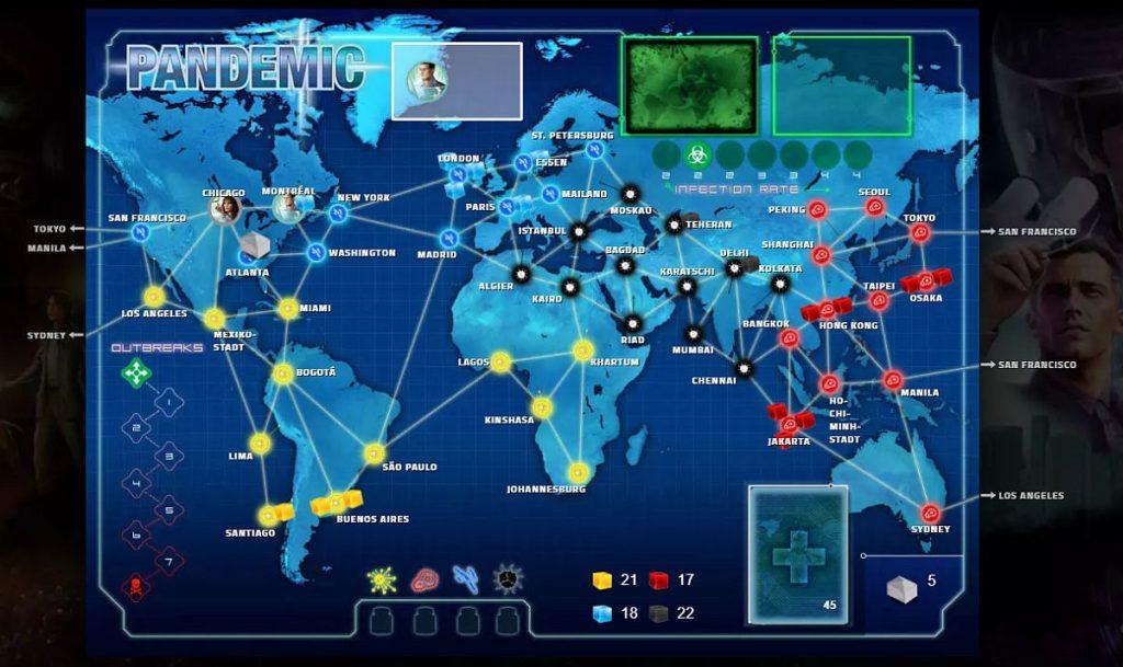 Pandemic - Screenshot