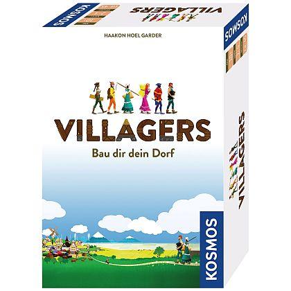 Villagers - Box quadrat