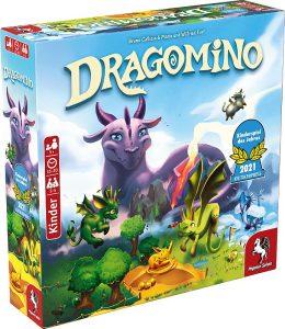 Dragomino - Box