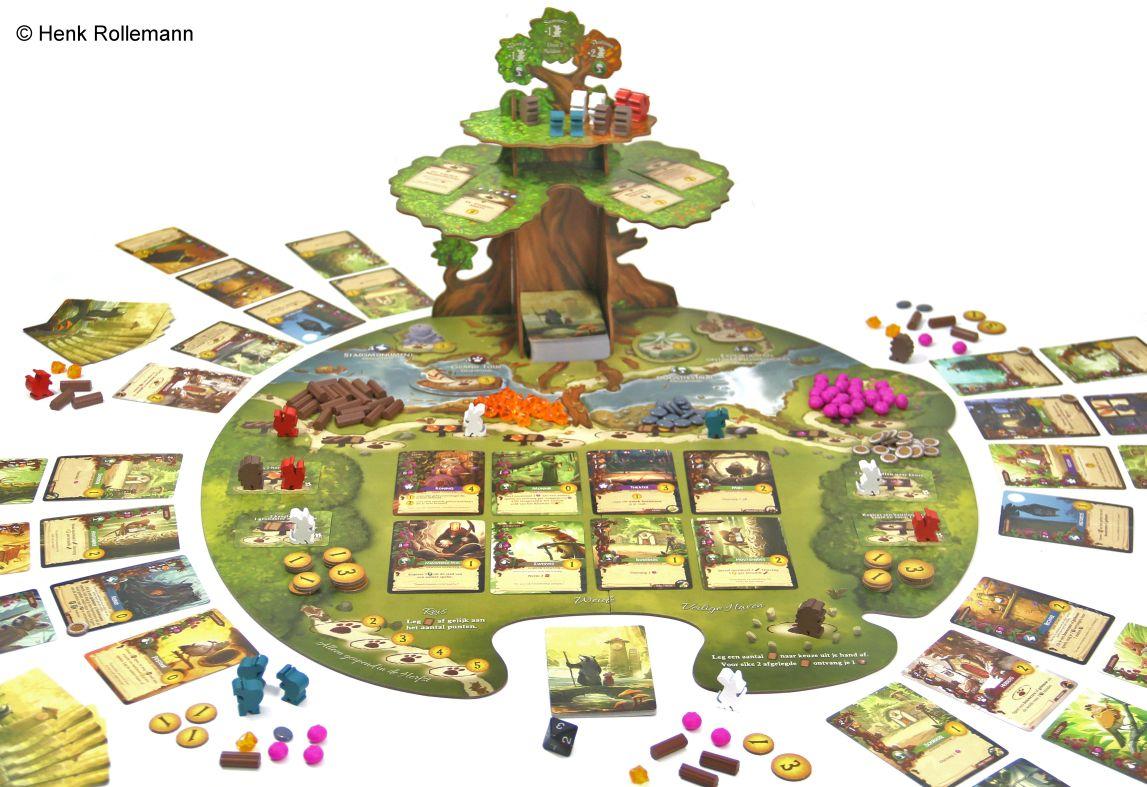 Everdell - Baum (von Henk Rollemann)