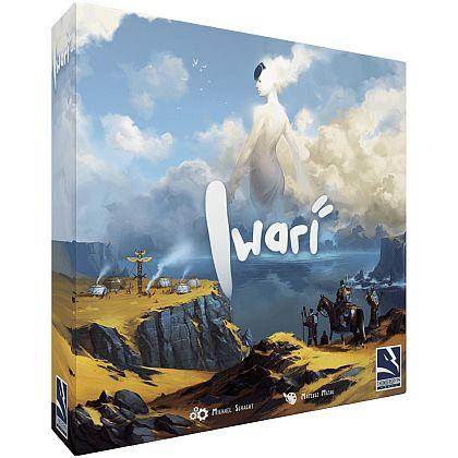 Iwari - Box