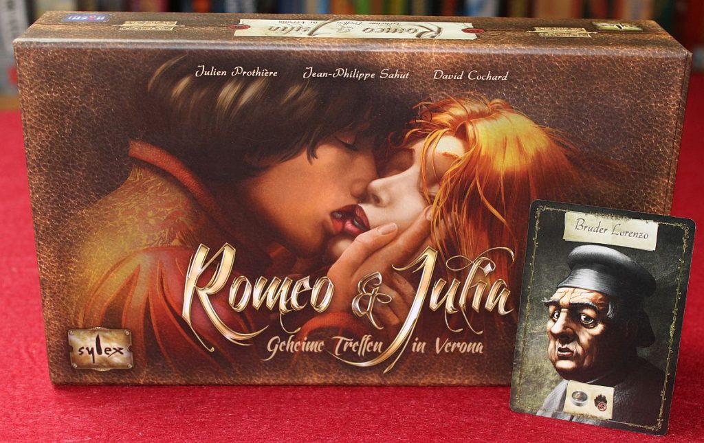 Romeo und Julia - Bruder Lorenzo