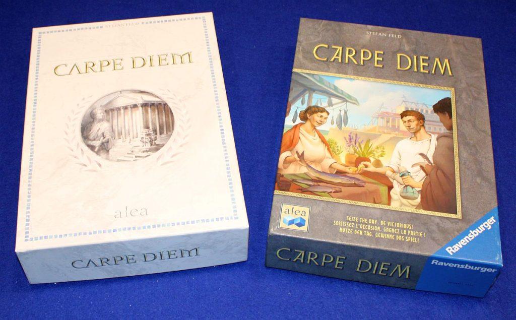 Carpe Diem - Vergleich - Boxen