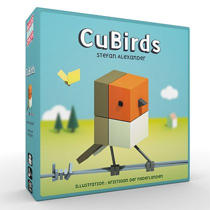 Cubirds - Cover