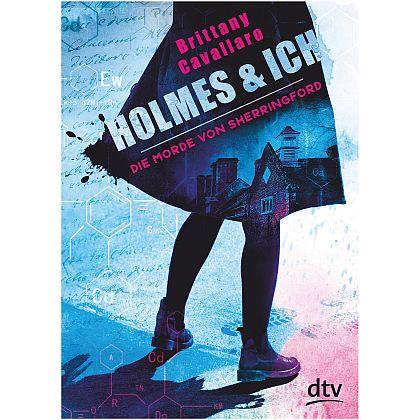Holmes und ich - Die Morde von Sherringford - Cover