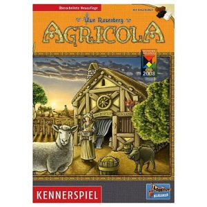 Agricola - Cover