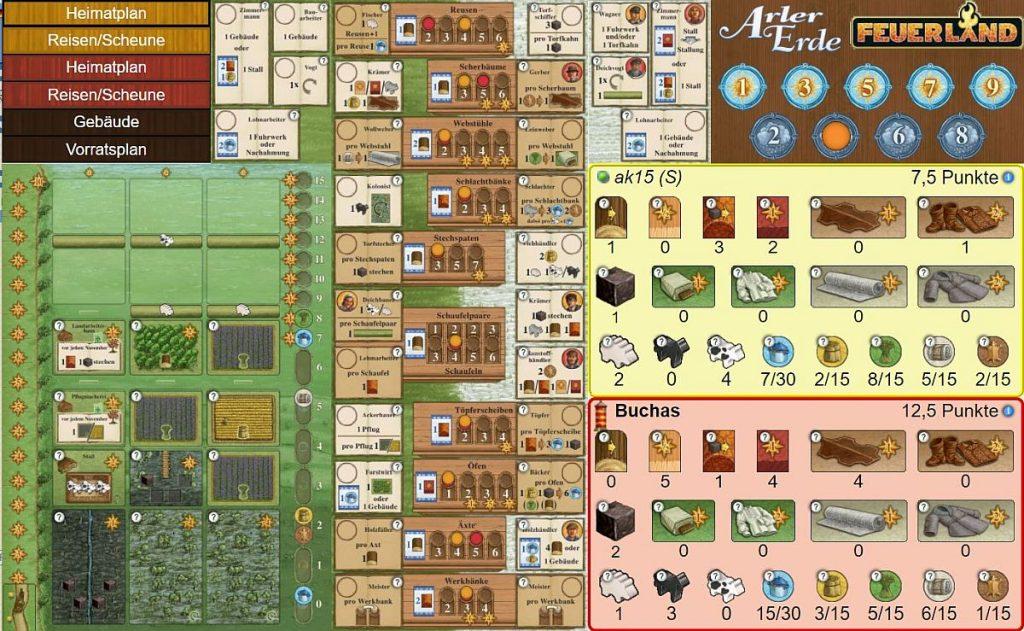 Arler Erde - Screenshot