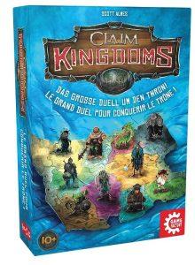 Claim Kingdoms - Box