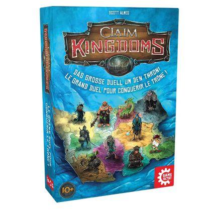 Claim Kingdoms - Box quadrat
