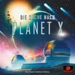 Die Suche nach Planet X - Cover