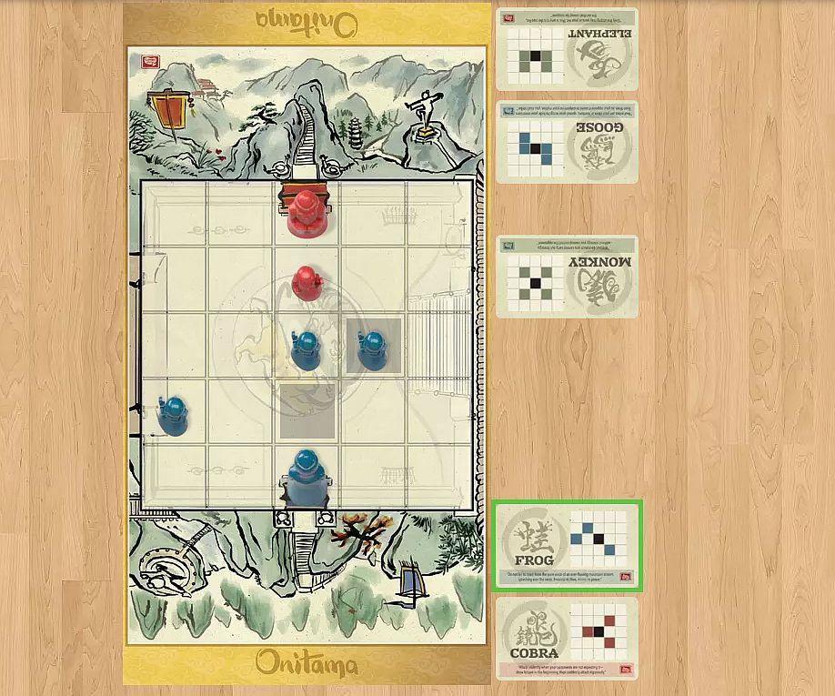 Onitama - Screenshot
