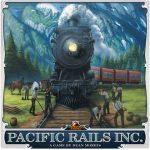 Pacific Rails Inc - Cover