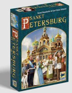 Sankt Petersburg - Box