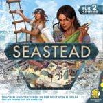 Seastead - Cover