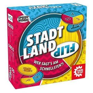 Stadt Land Flip - Box