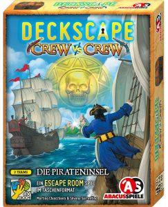 Deckscape: Die Pirateninsel - Box