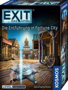 Exit - Die Entführung in Fortune City - Box