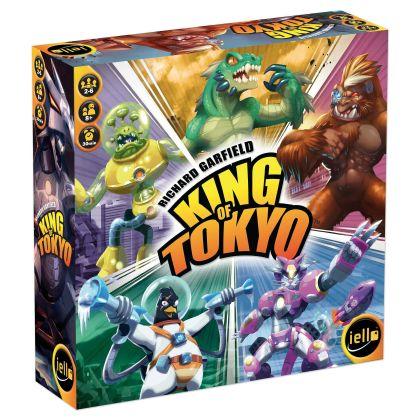 King Of Tokyo - Box